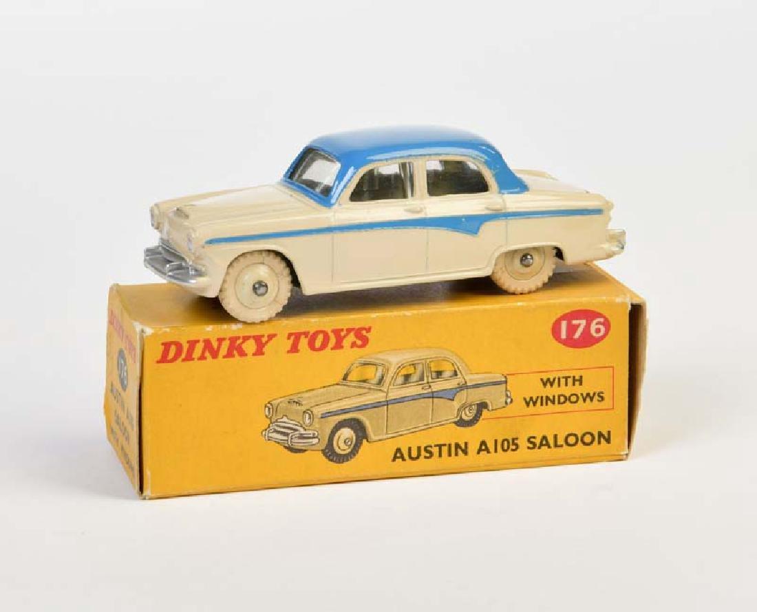 Dinky Toys, Austin A105 Saloon 176