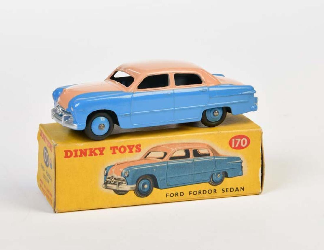 Dinky Toys, Ford Fordor Sedan 170