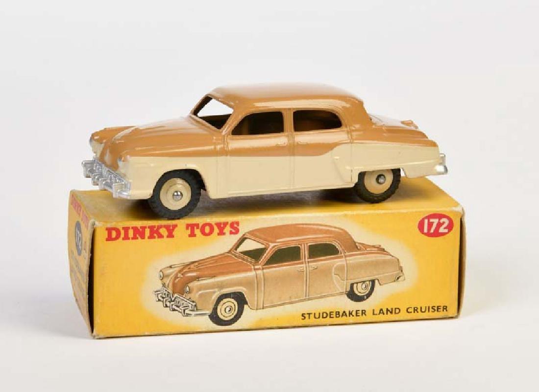 Dinky Toys, Studebaker Land Cruiser 172