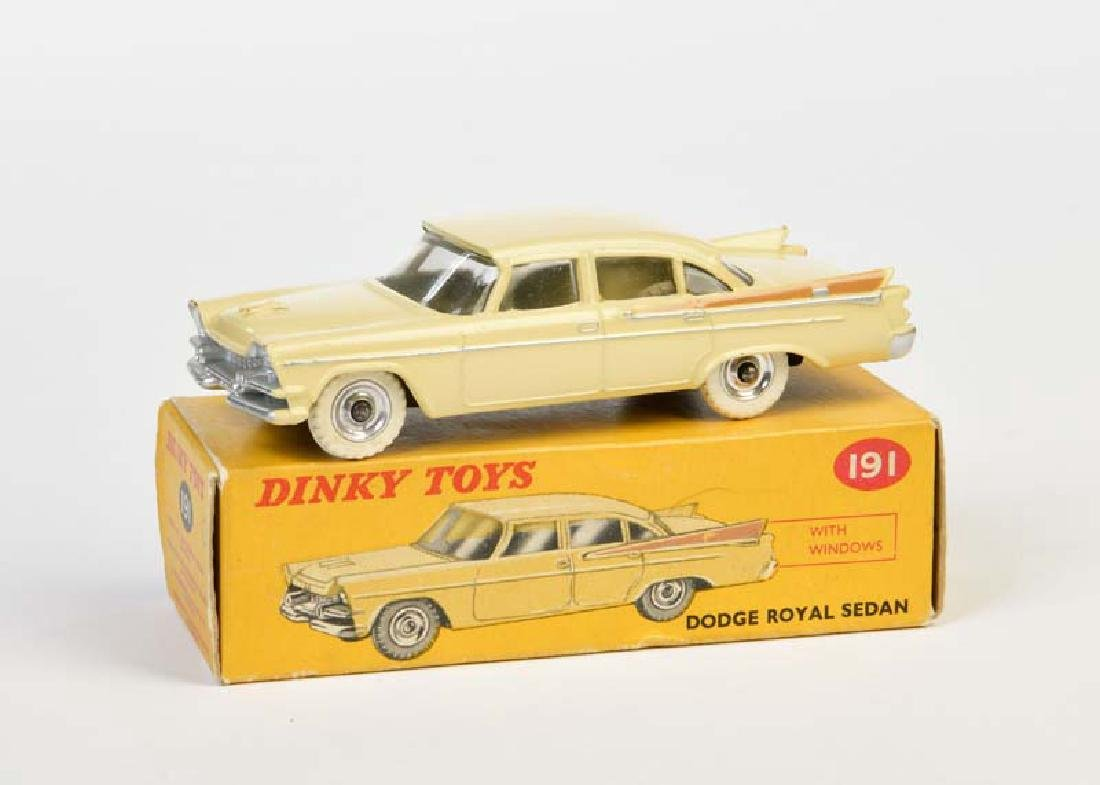 Dinky Toys, Dodge Royal Sedan 191