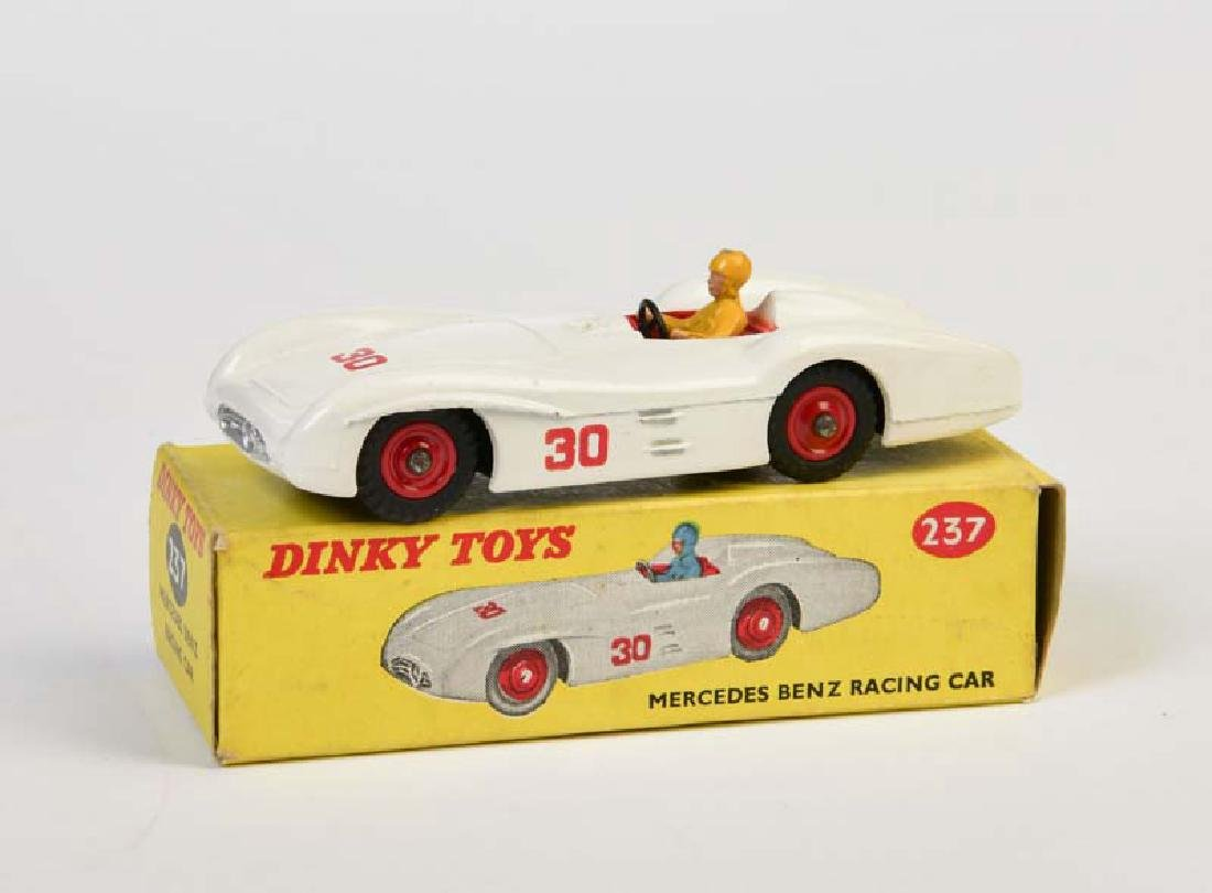 Dinky Toys, Mercedes Benz Racing Car 237