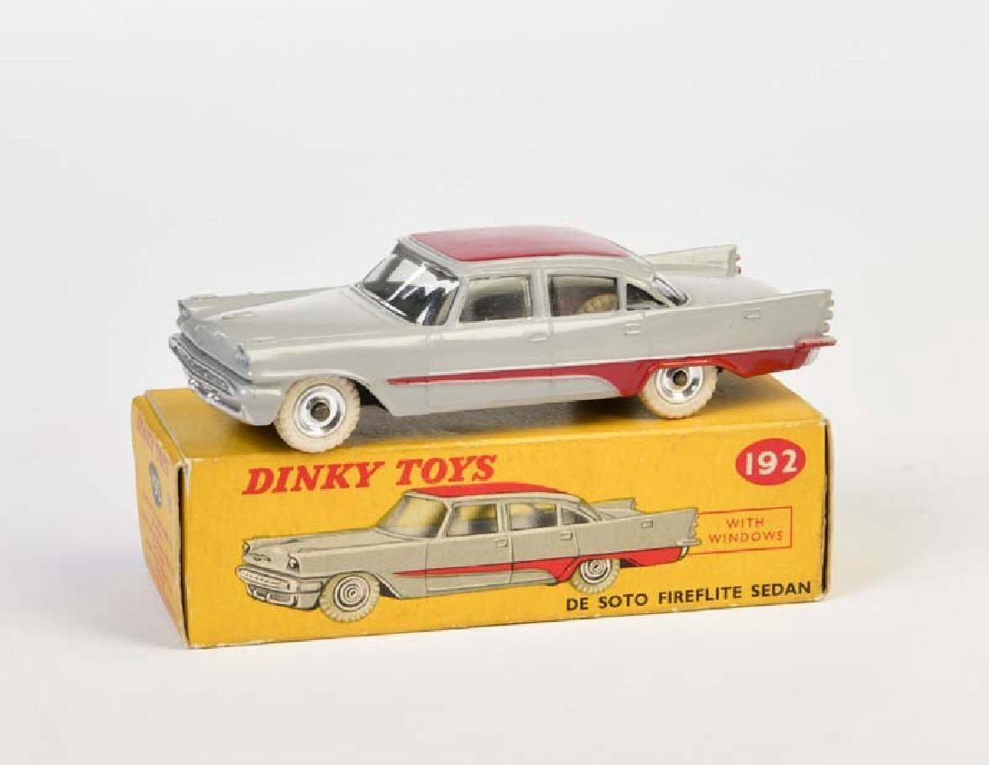 Dinky Toys, De Soto Fire Flite Sedan