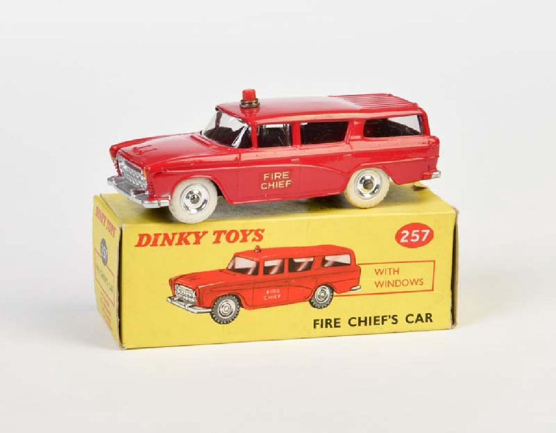 Dinky Toys, Nash Fire Chief's Car