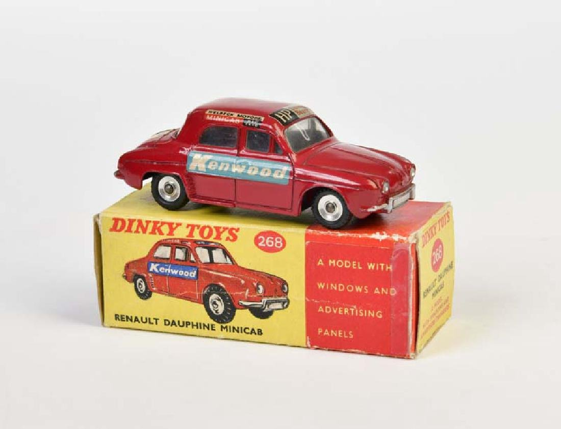 Dinky Toys, Renault Dauphine Minicab