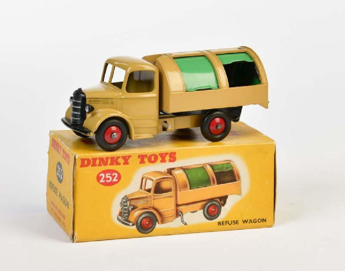 Dinky Toys, Muellwagen 252