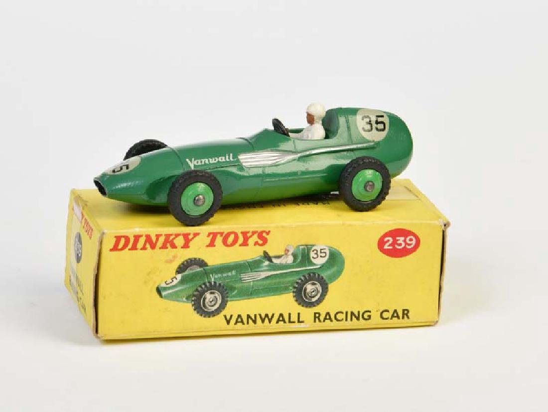 Dinky Toys, Vanwall Racing Car 239