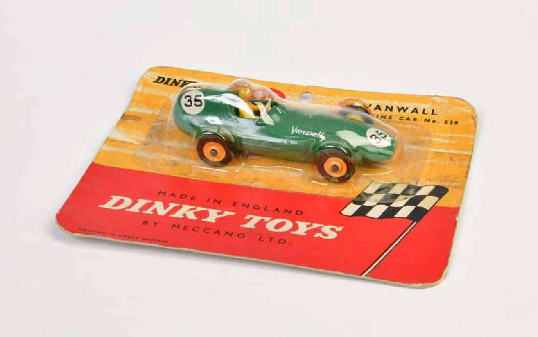 Dinky Toys, Vanwall Racing Car 210