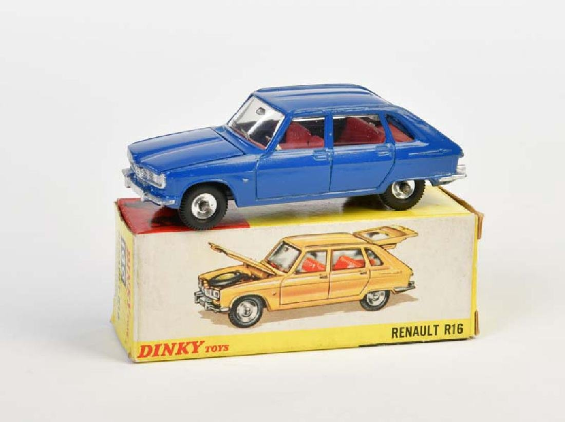 Dinky Toys, Renault  R16-166