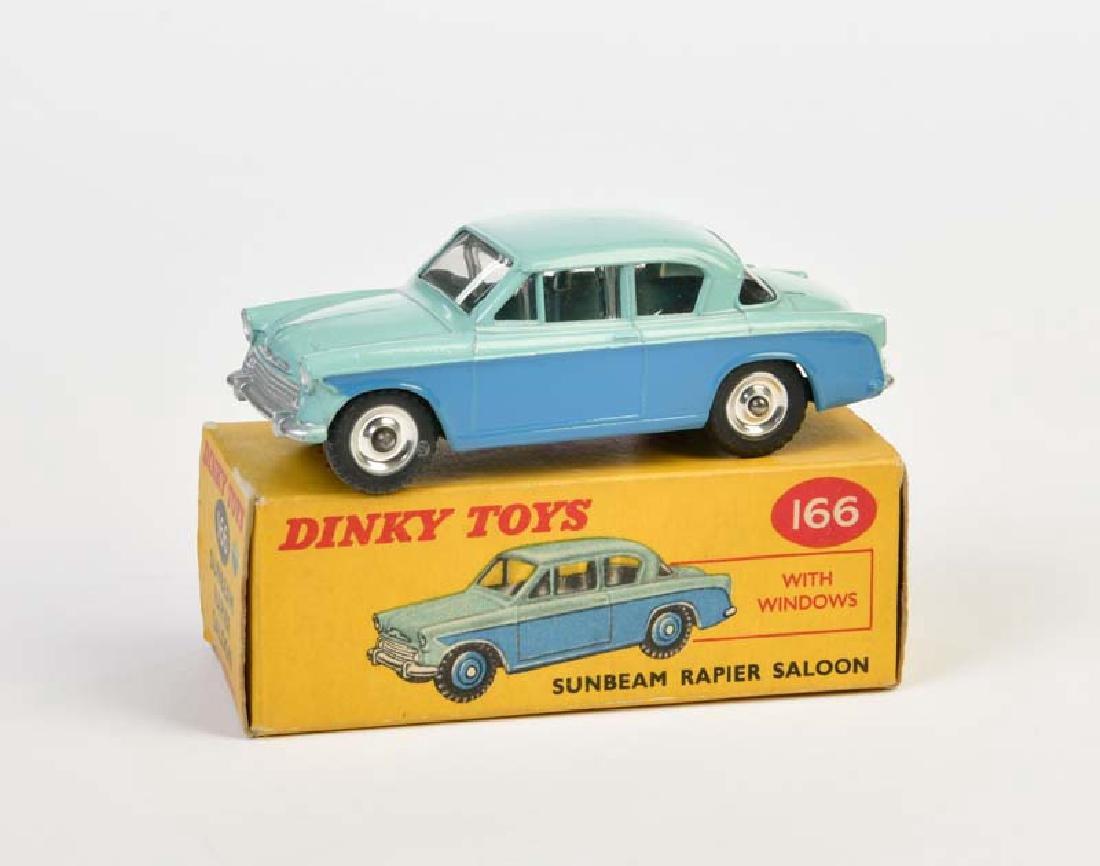 Dinky Toys, Sunbeam Rapier Saloon 166