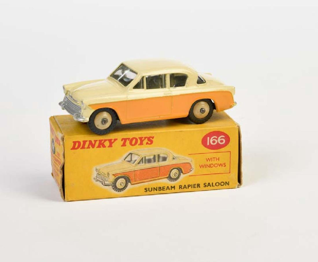 Dinky Toys, Sunbeam Rapier Saloon