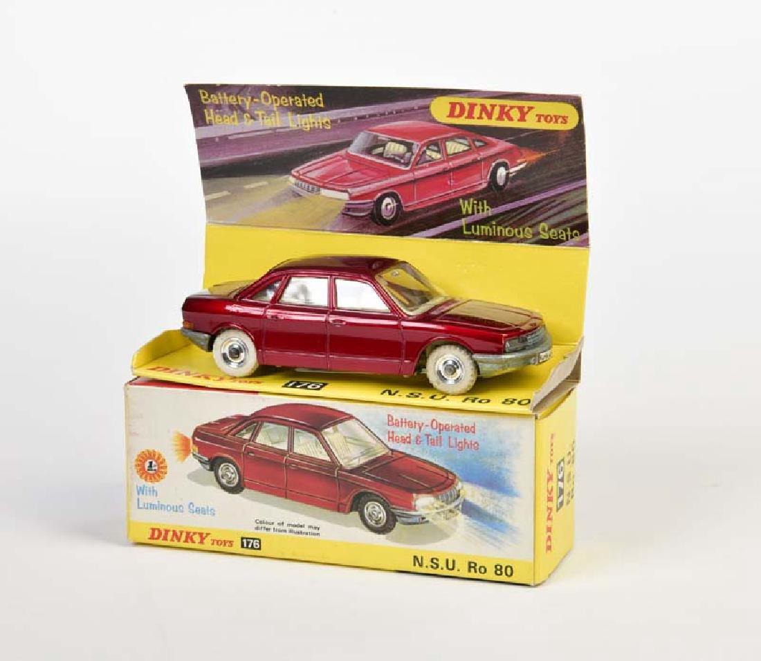 Dinky Toys, NSU Ro 80 176