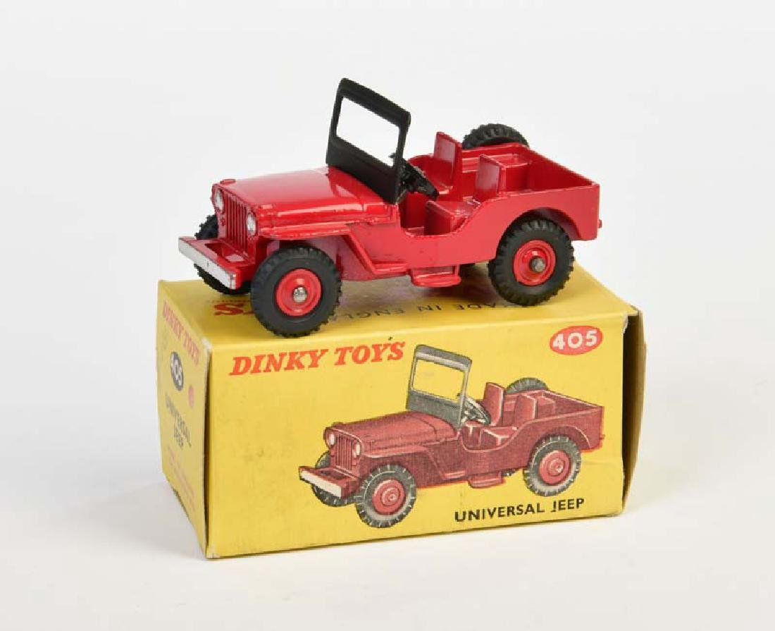 Dinky Toys, Universal Jeep 405
