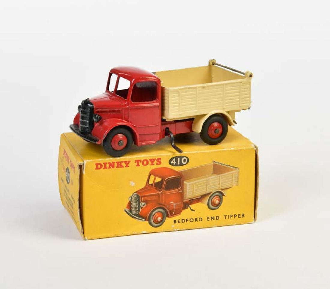 Dinky Toys, Bedford End Tipper 410