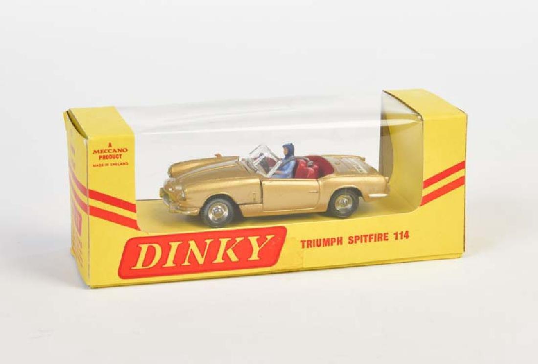 Dinky Toys, Triumph Spitfire 114