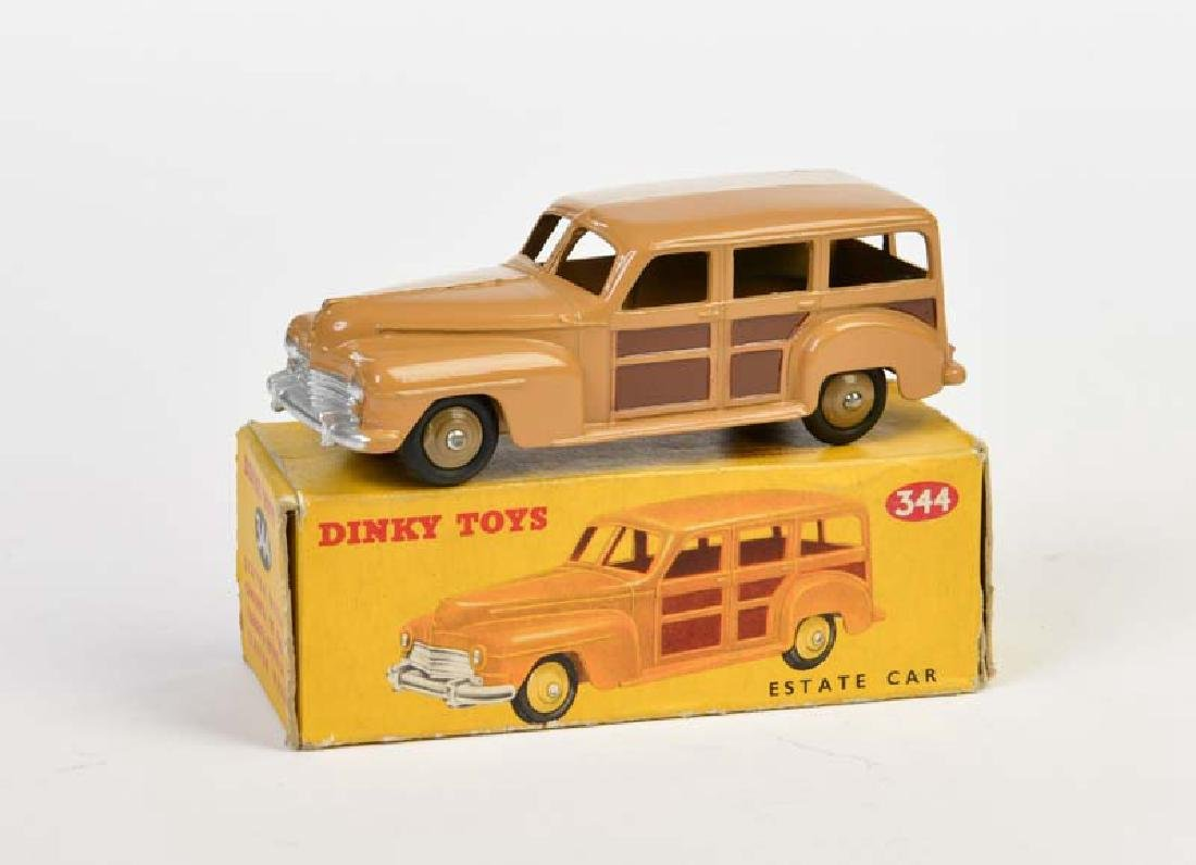 Dinky Toys, Station Wagon Estate Car 344