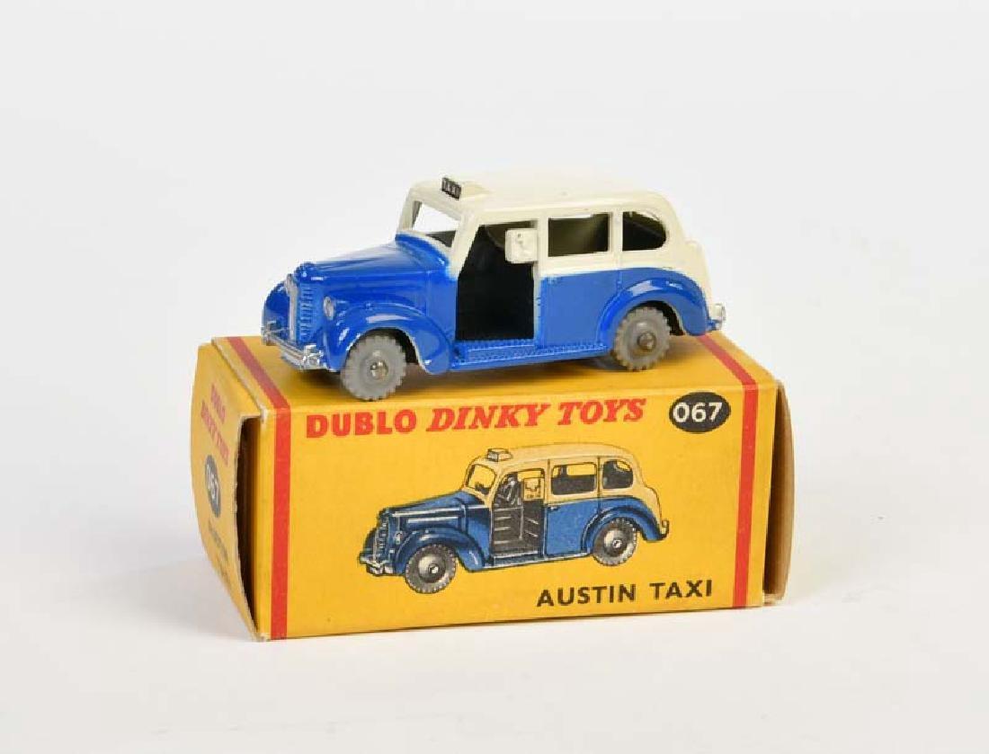 Dinky Toys, Dublo Austin Taxi 067