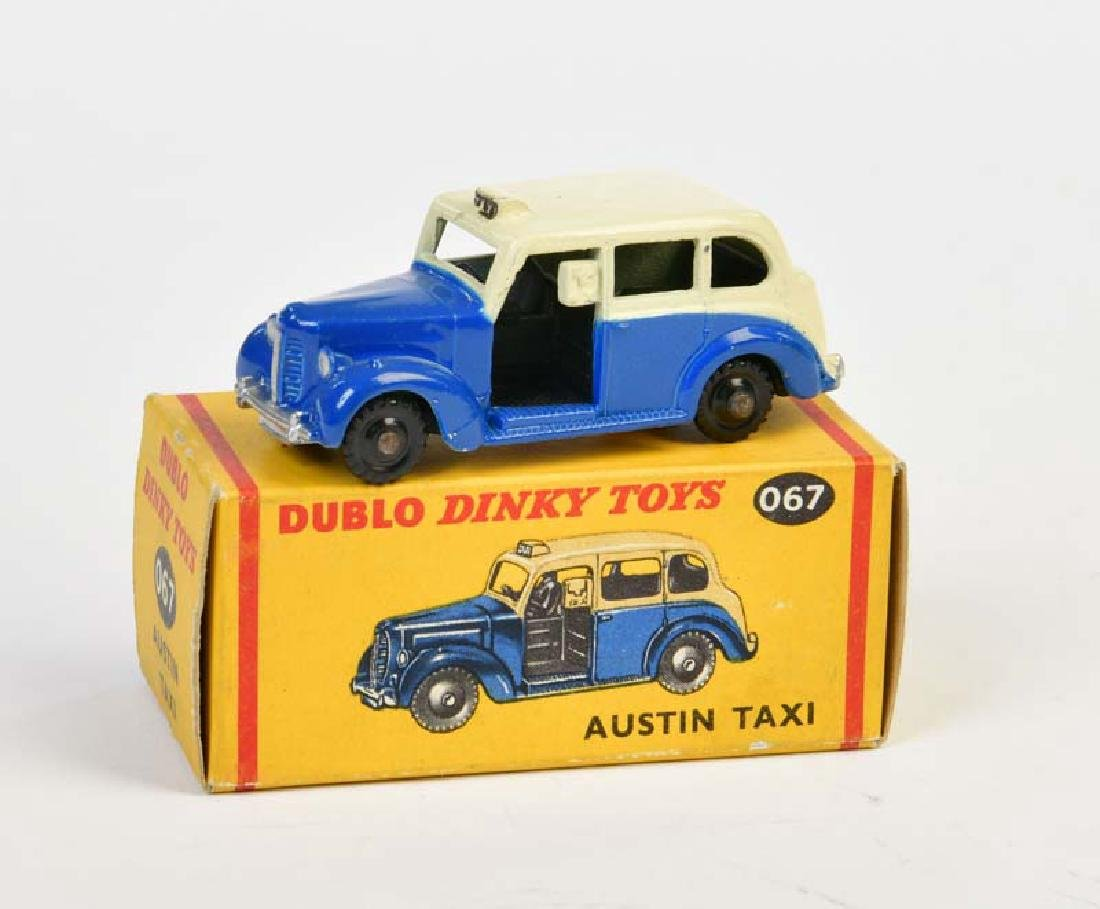 Dinky Toys, Dublo Austin Taxi
