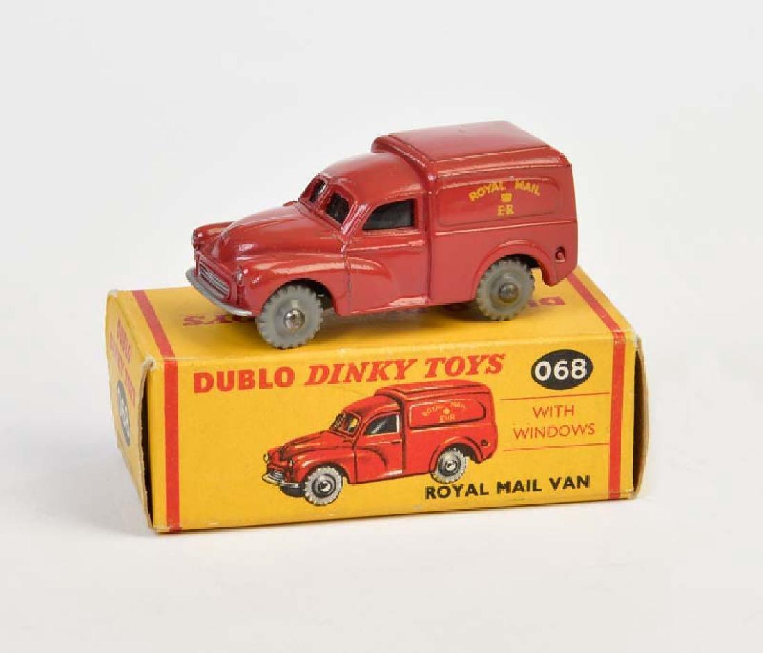 Dinky Toys, Dublo Royal Mail Van 068