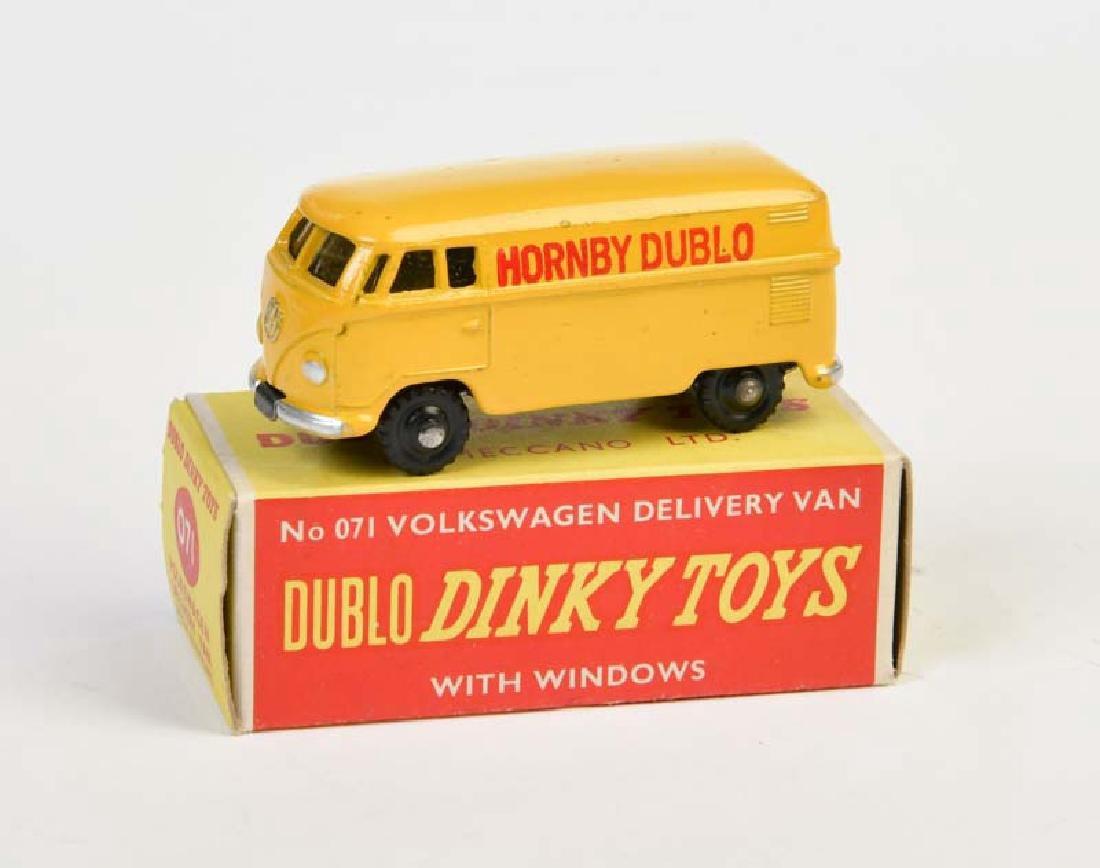 Dinky Toys, Dublo VW Bus 071