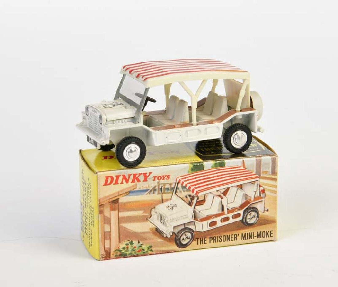 "Dinky Toys,  ""The Prisoner Mini Moke"" 106"