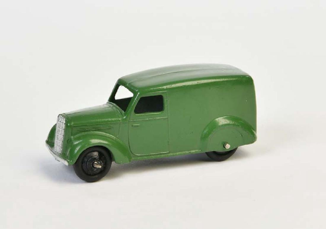 Dinky Toys, Delivery Van gruen von 1945