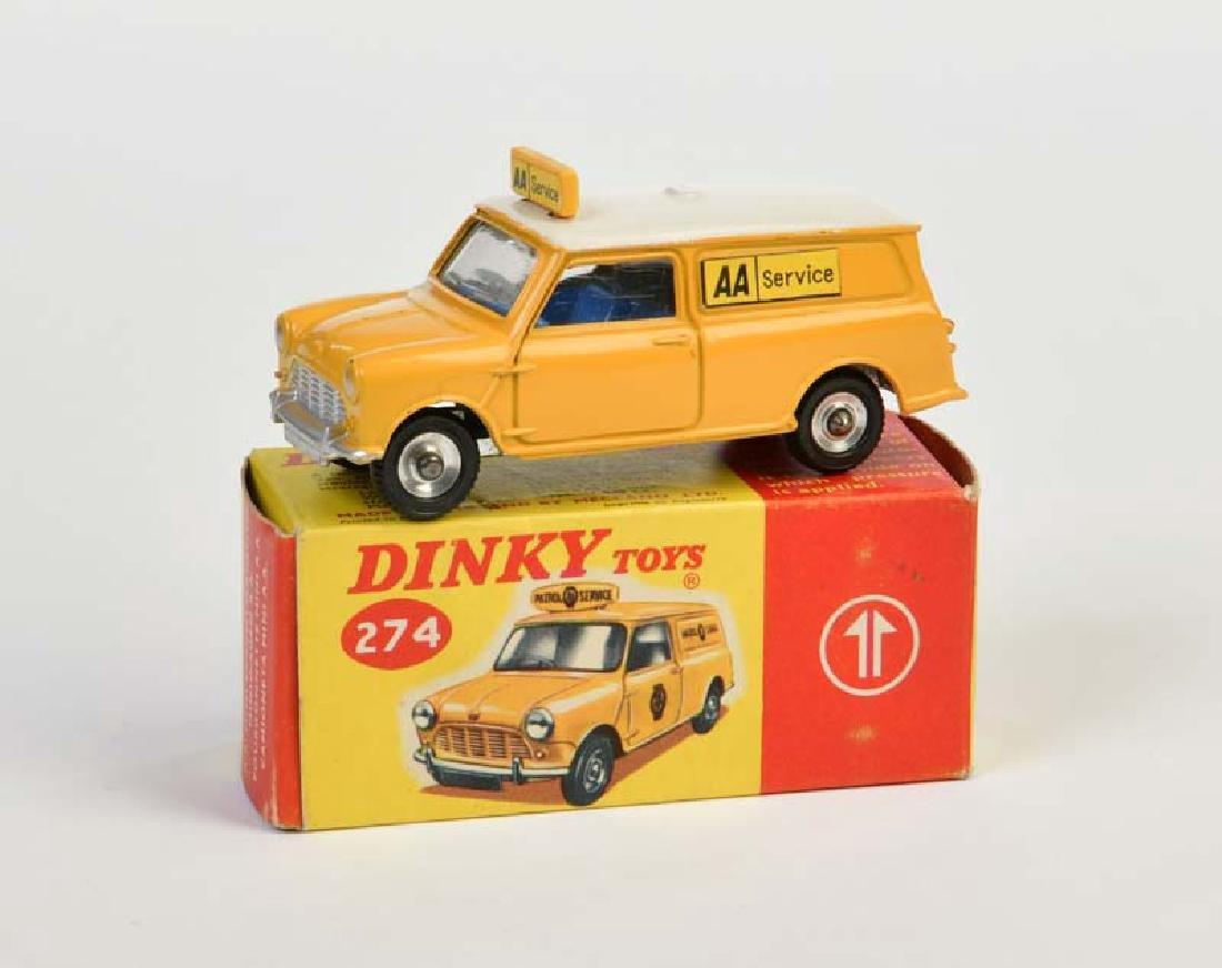 Dinky Toys, A.A. Service Mini Van 274