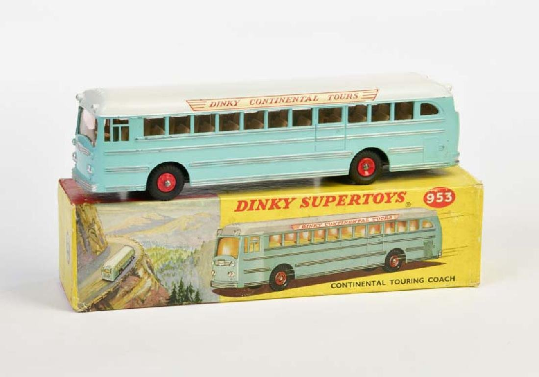 Dinky Toys, Bus Continental Touring Coach 953