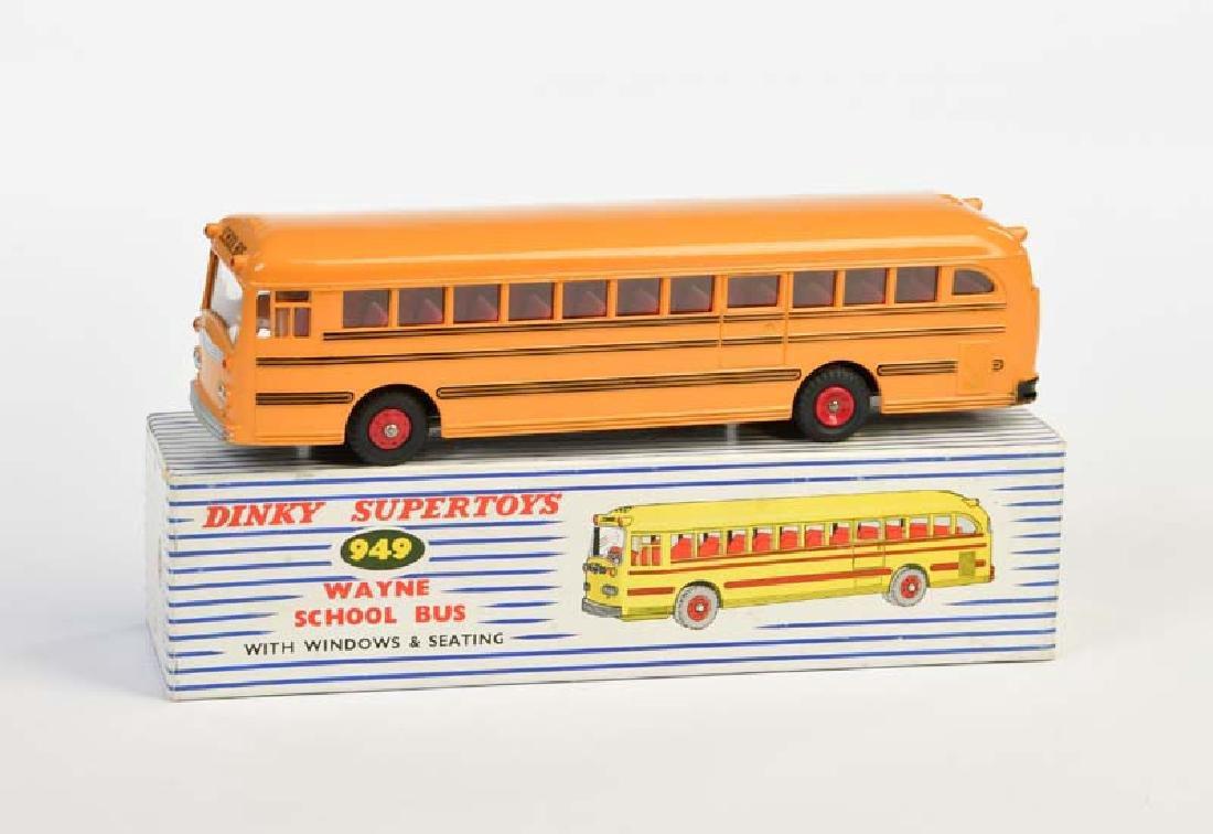 Dinky Toys, Wayne School Bus 949