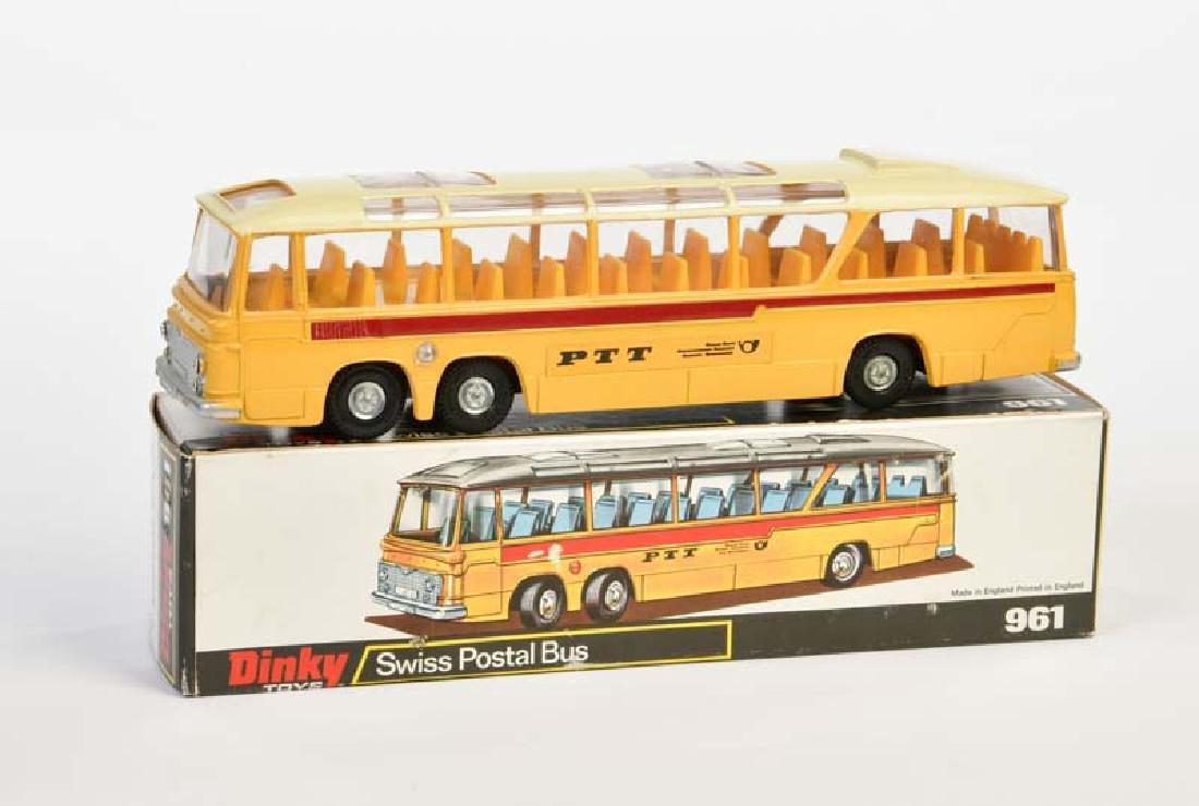 Dinky Toys, PTT Swiss Postal Bus 961