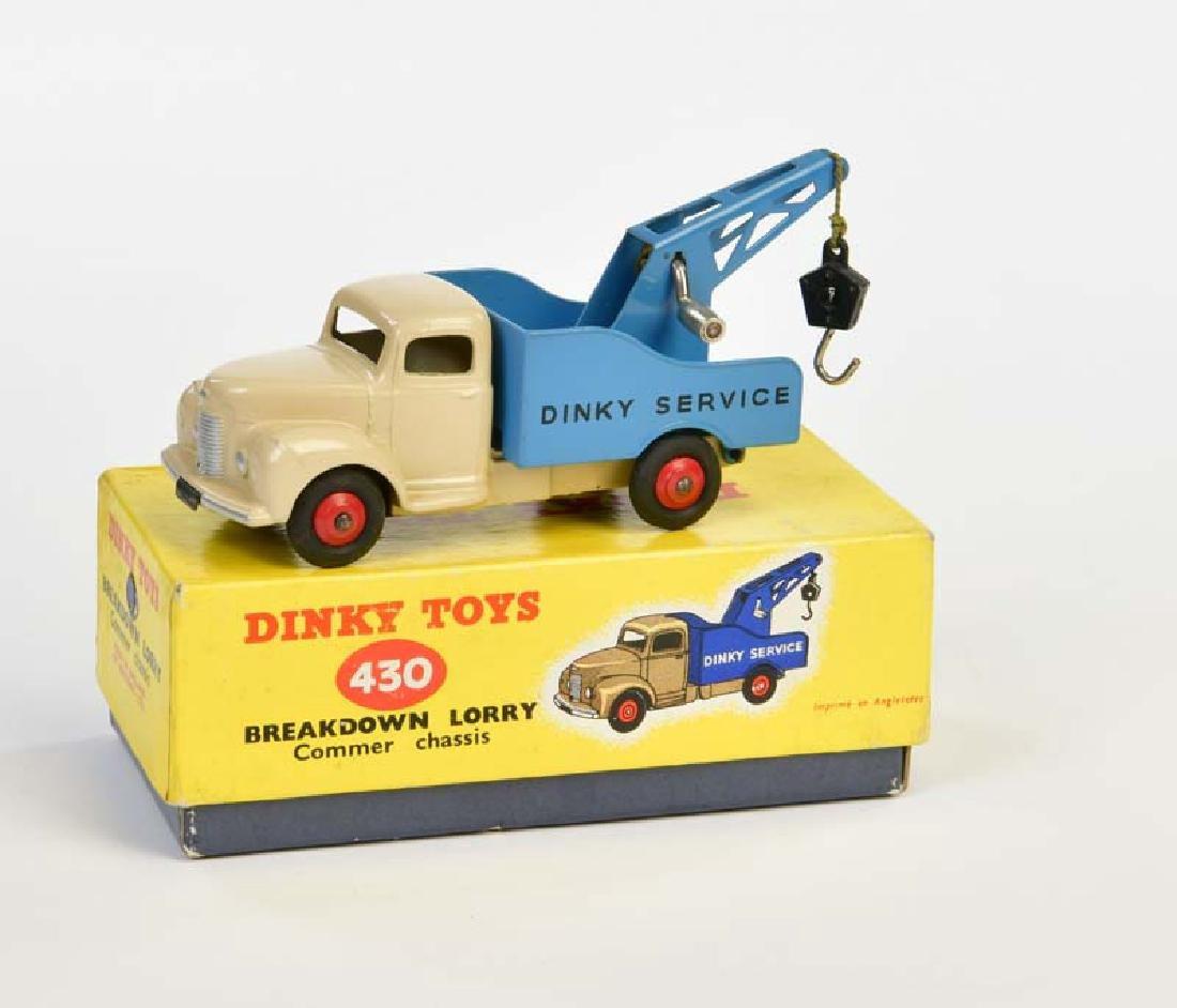 Dinky Toys, Break Down Lorry 430