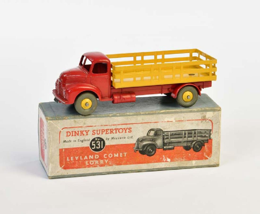 Dinky Toys, Leyland Comet Lorry 531