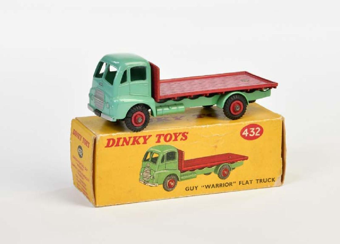 "Dinky Toys, Guy ""Warrior"" Flat Truck 432"