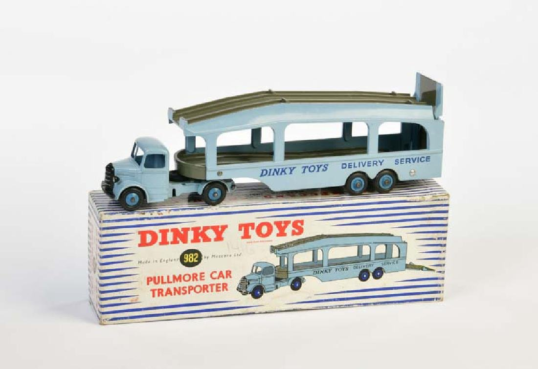 Dinky Toys, Pullmore Car Transporter 982