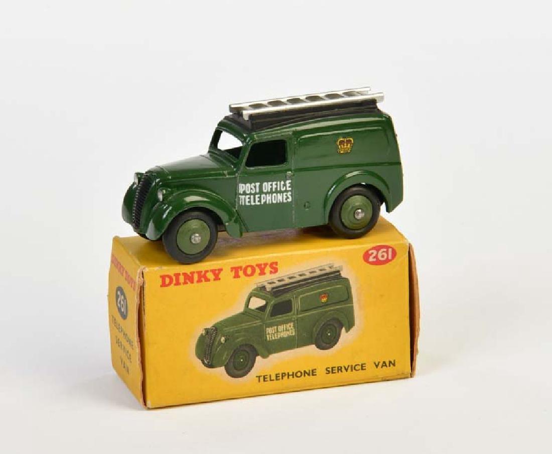 Dinky Toys, Telephone Service Van 261