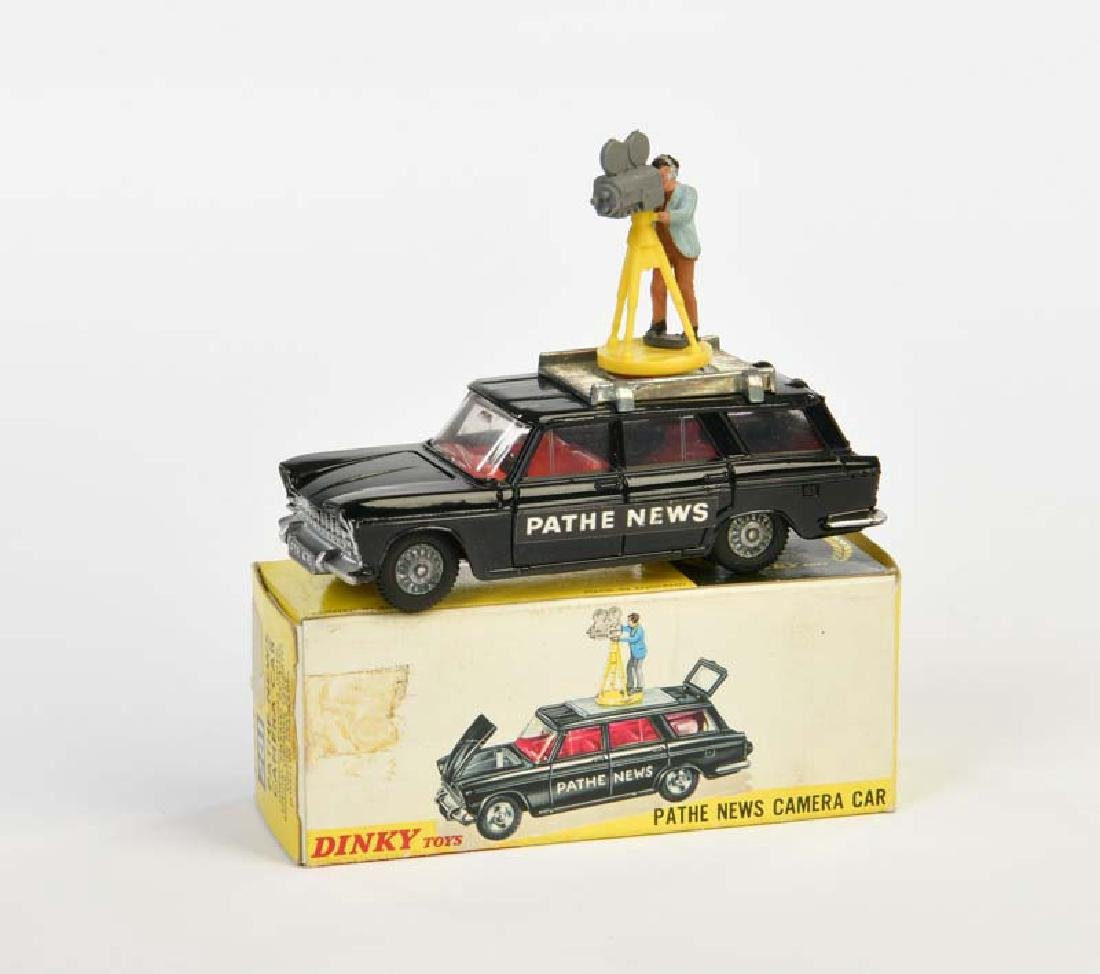 Dinky Toys, Pathe News Camera Car 281
