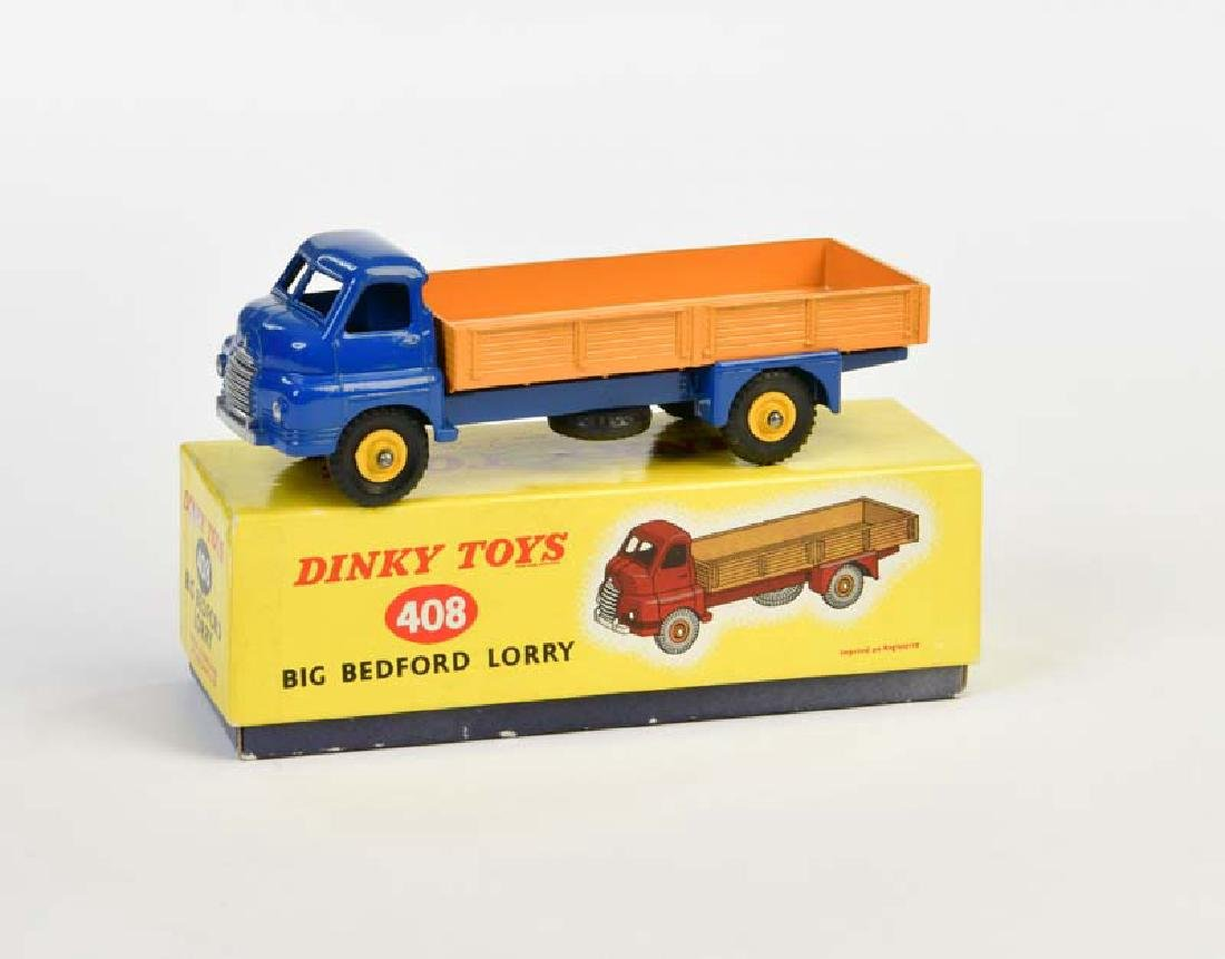 Dinky Toys, Camion Bedford Lorry 408