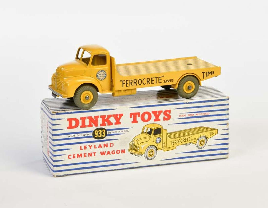 Dinky Toys, Leyland Cement LKW 933
