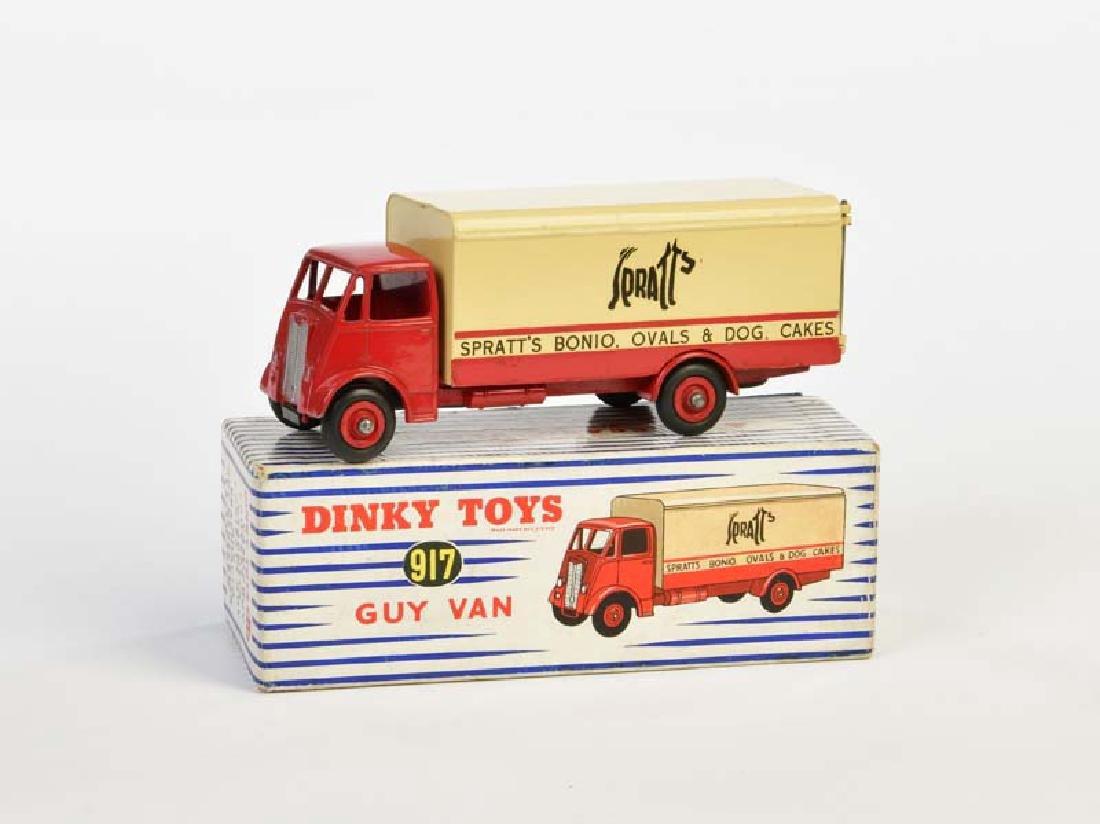"""Dinky Toys, Guy """"Spratt's"""""""