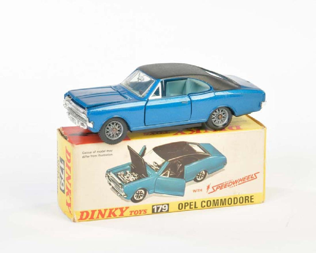 Dinky Toys, Opel Commodore No 179
