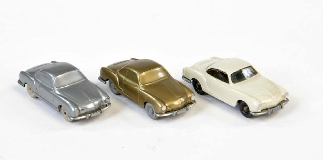 Wiking, 3x Karmann Ghia