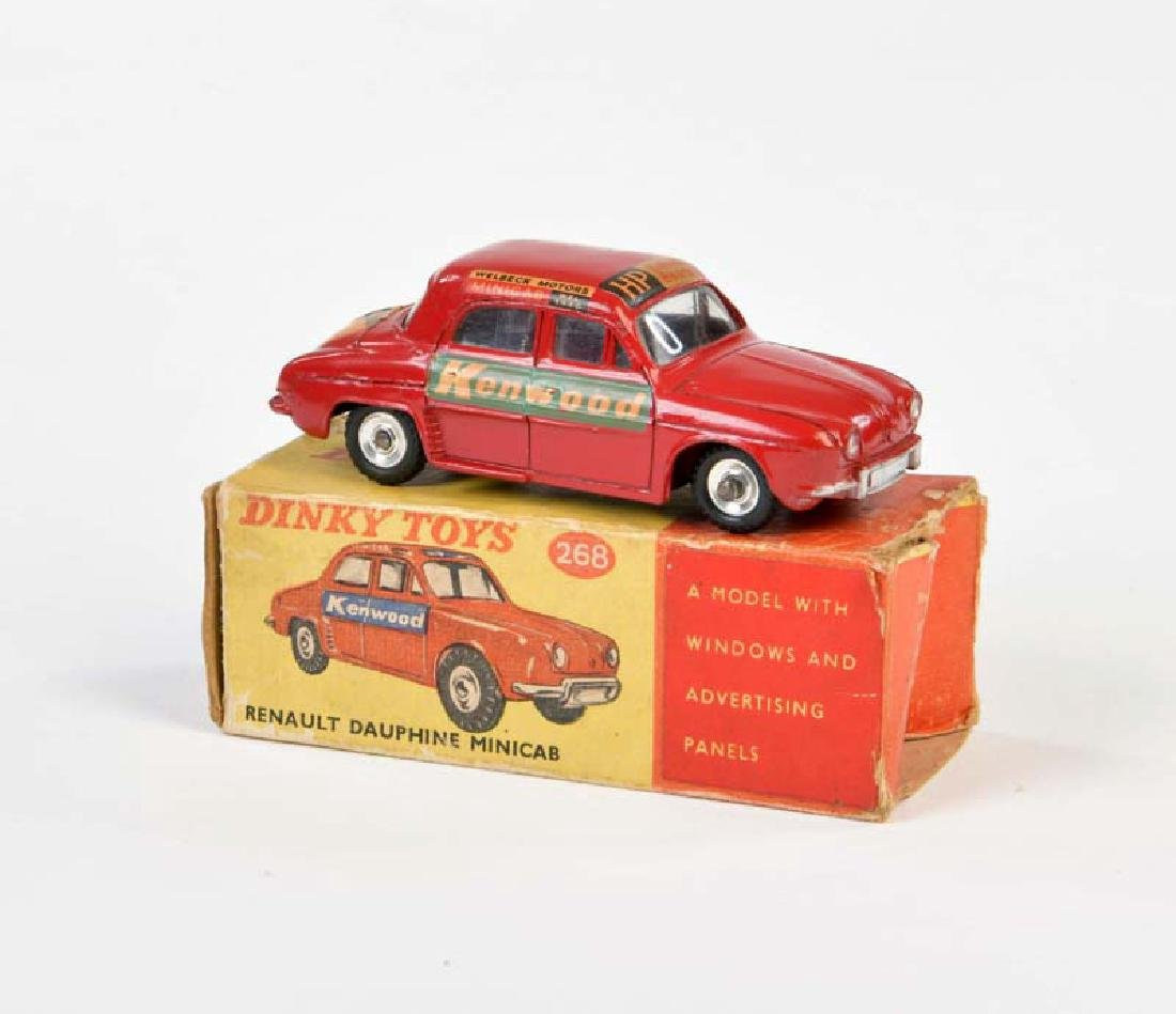 Dinky Toys, Renault Dauphine Mini Cab