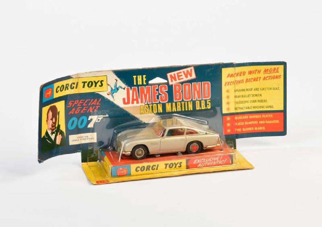 Corgi Toys, James Bond Car No 270