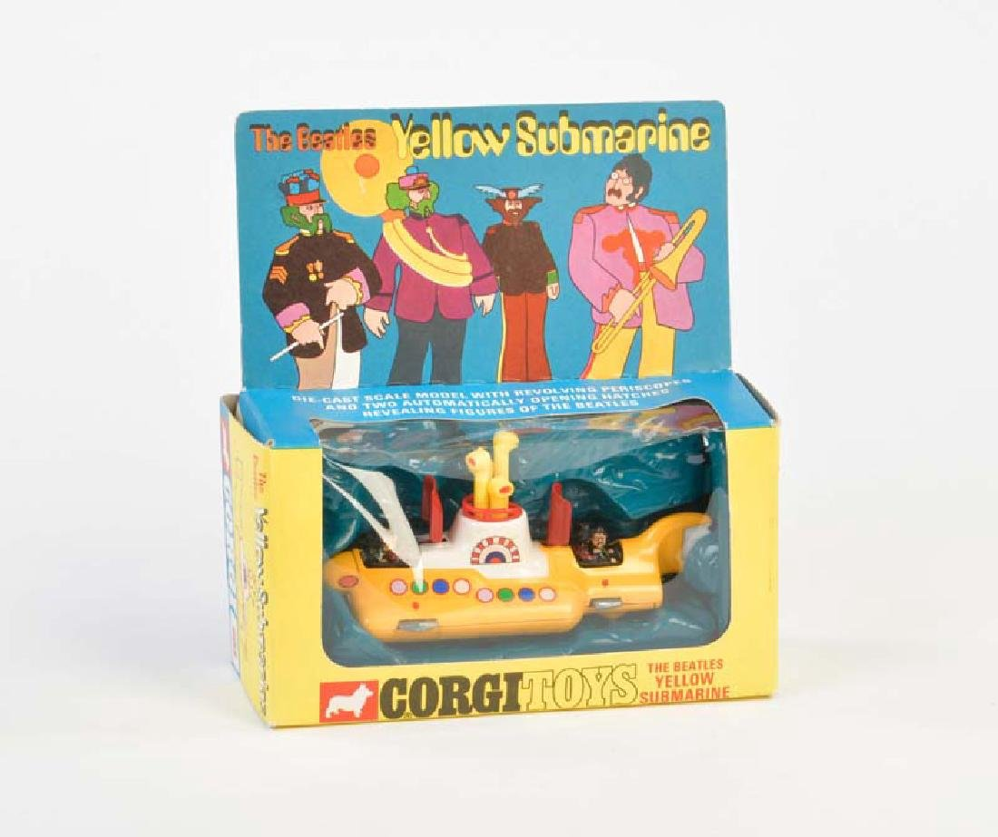Corgi Toys, The Beatles Yellow Submarine