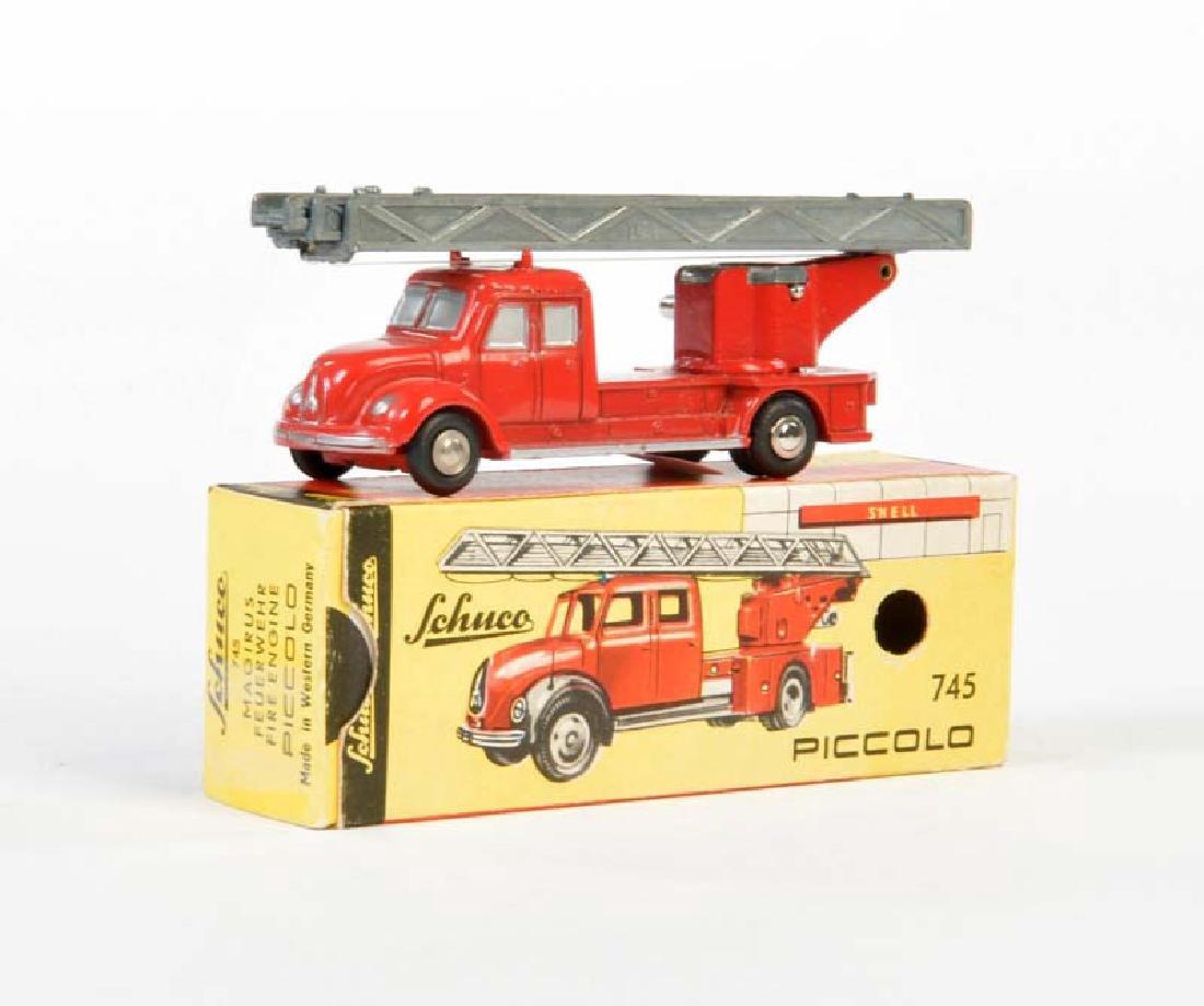 Schuco, Piccolo 745 Magirus Feuerwehr
