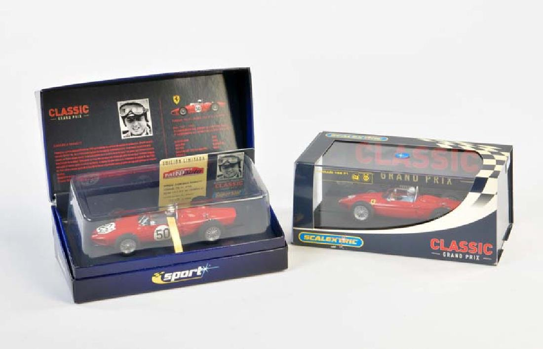 Scalextric, Electric Ferrari 156 F 1 Rennwagen