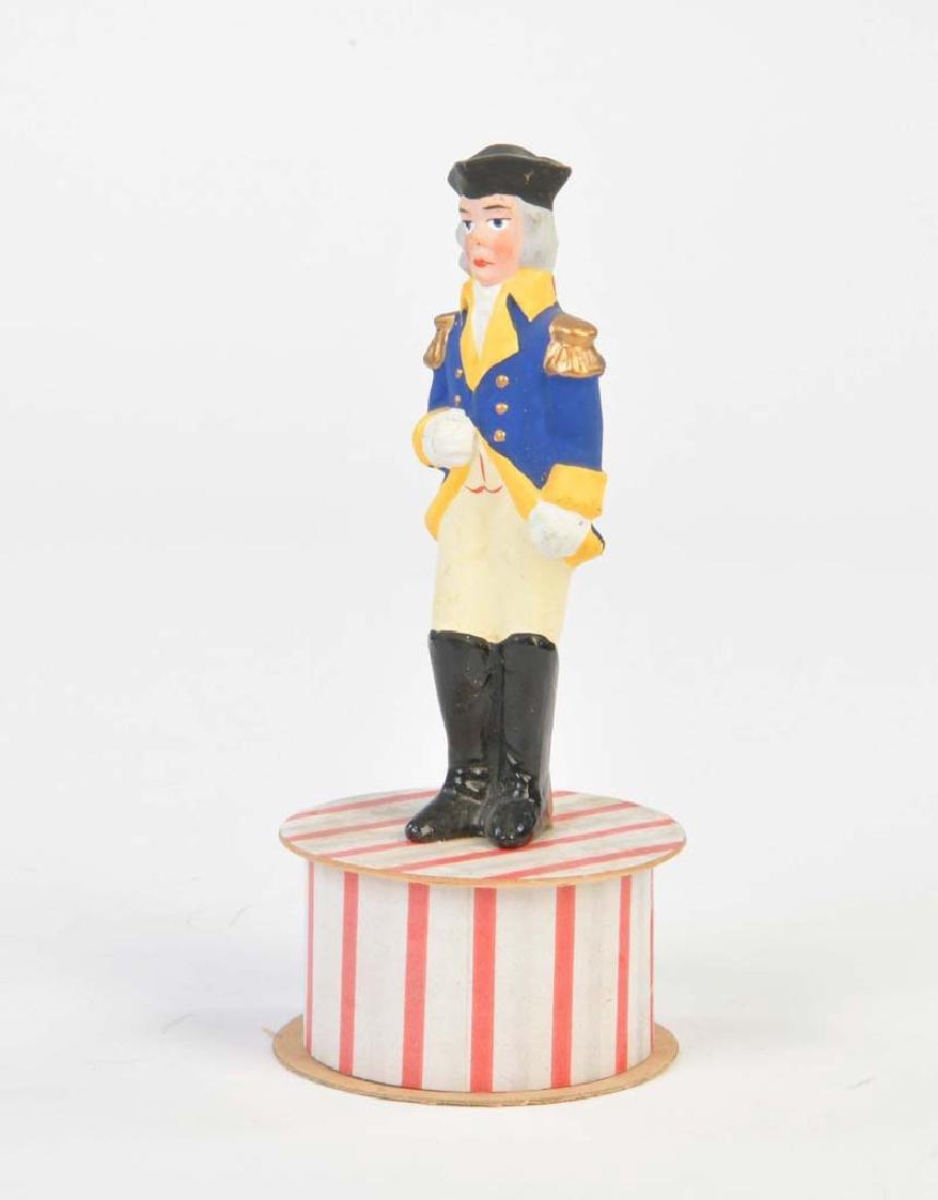"Erzgebirge, Candy Container ""Kaiser Napoleon"""