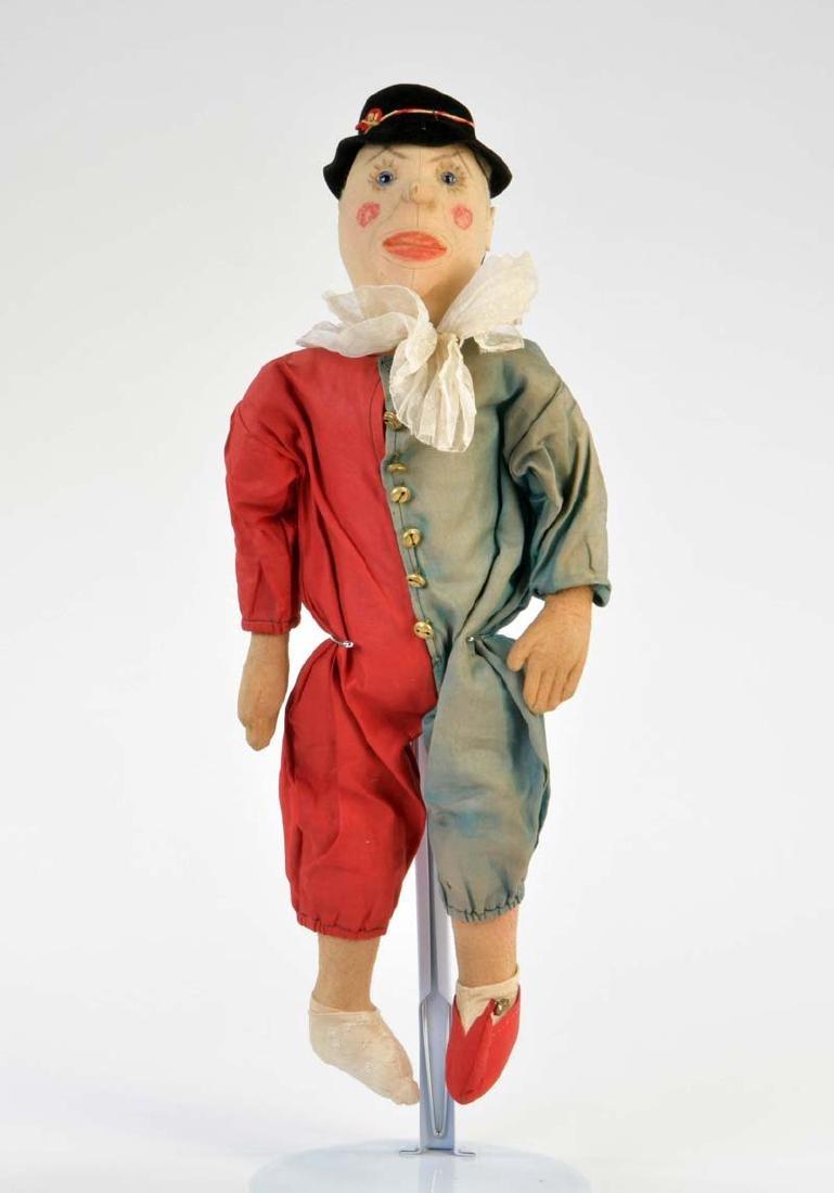 Steiff, Harlequin Clown von 1915
