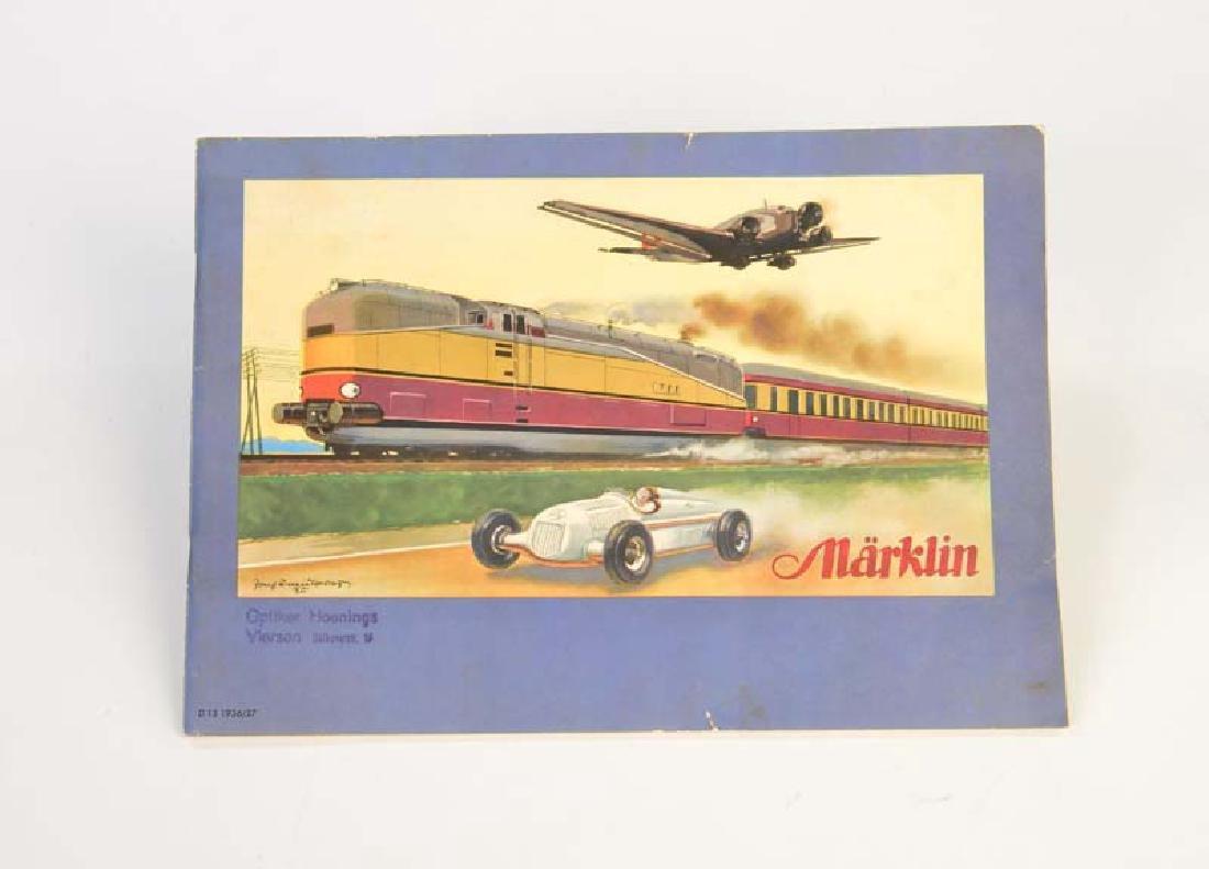 Marklin, Katalog von 1936/1937