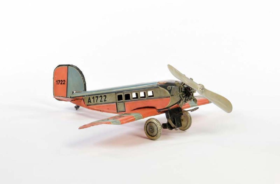 Guenthermann, Flugzeug
