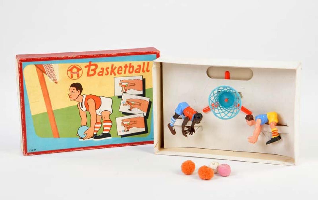 Hausser, Basketball Spiel
